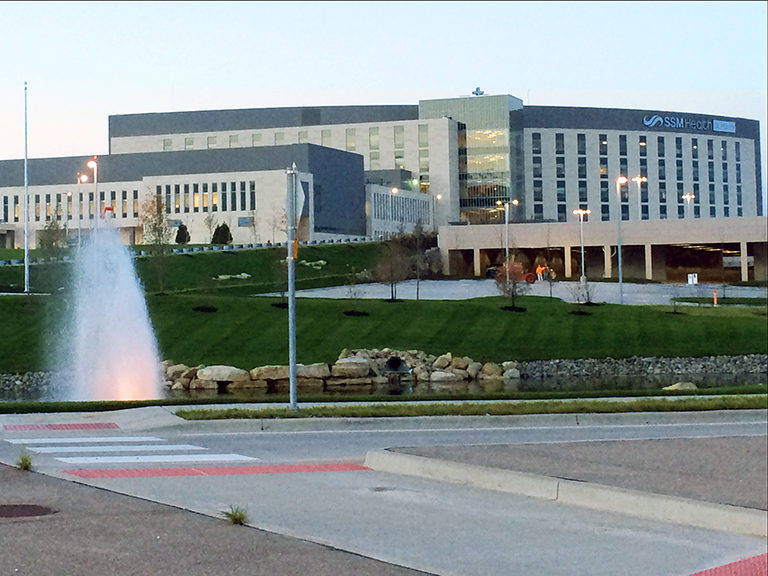 SSM St. Mary's Hospital Jefferson City - Heideman Associates, Inc. and Franklin Mechanical, Inc.