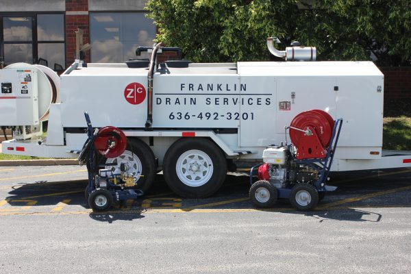 Franklin Drain Services Hydrojetters